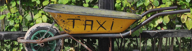 Brouette taxi incontournable brésil voyage