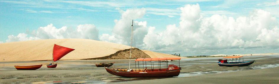 Jericoacoara Brésil voyage