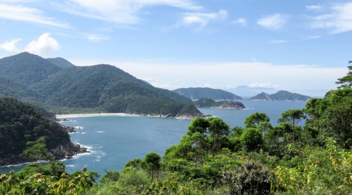 Bachir Sareh Ilha Grande Rio Brésil voyage