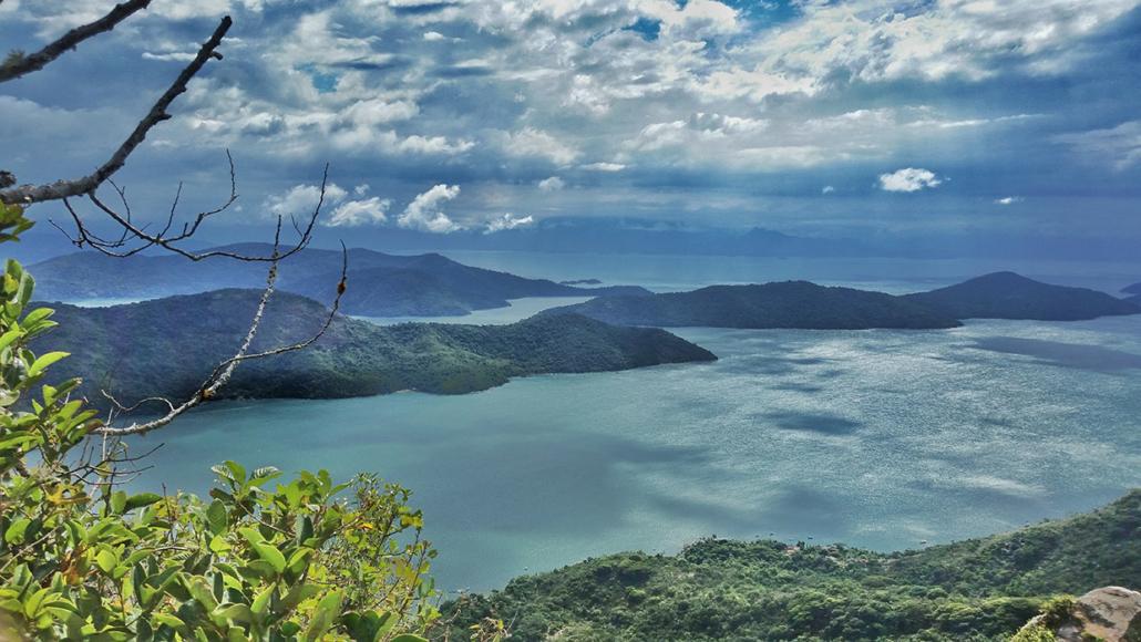Costa Verde Rio Brésil voyage