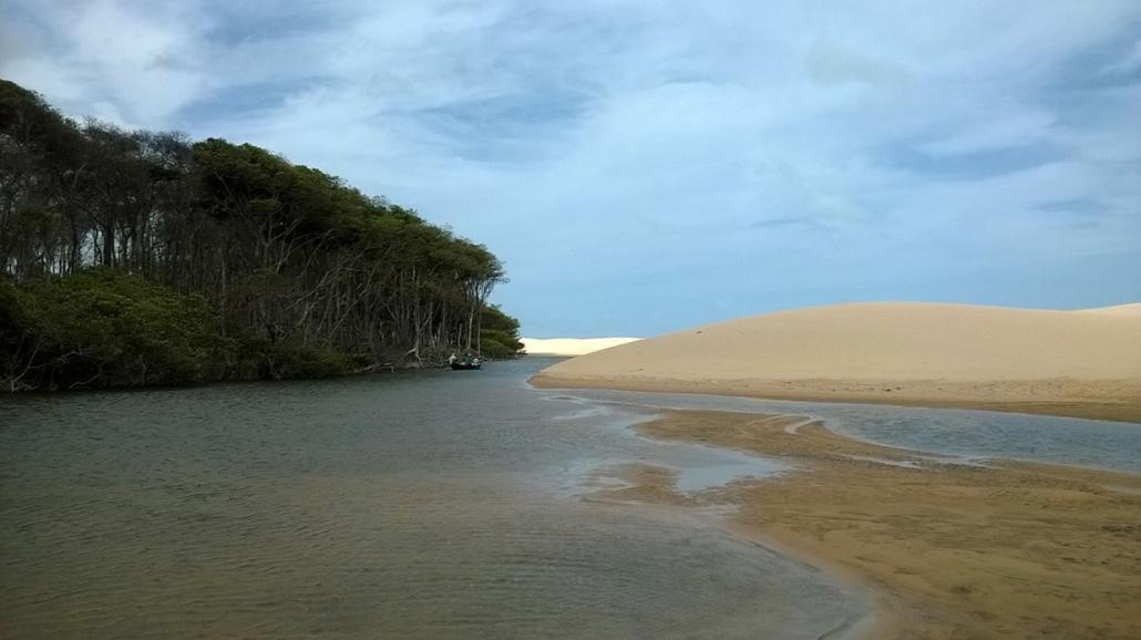 Delta du Parnaiba Brésil voyage