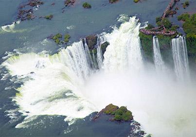 Iguaçu Brésil voyage