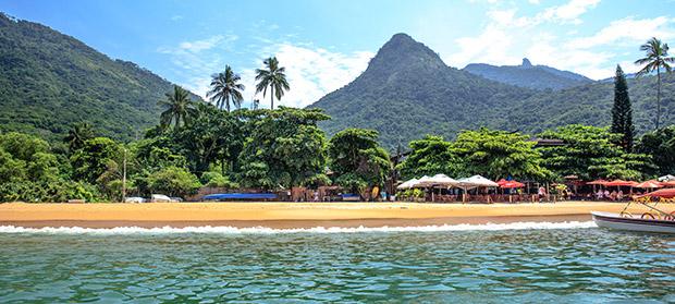 Ilha Grande Rio Brésil voyage
