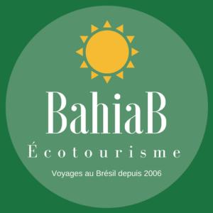 Logo BahiaB écotourisme Brésil
