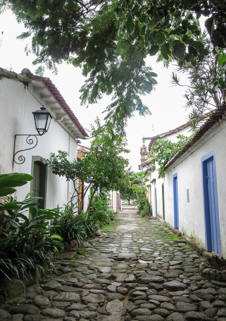 Bachir SAREH Paraty Rio Brésil voyage
