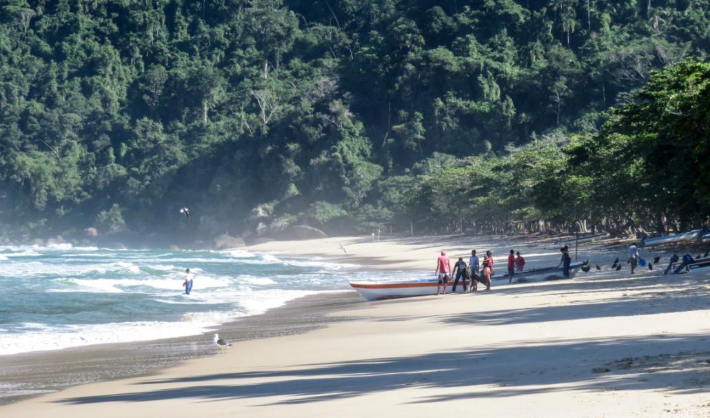 Praia Sono Bachir SAREH Costa Verde Rio Brésil voyage