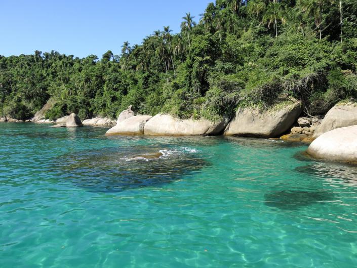 Trek 5 Bachir SAreh Paraty Rio Brésil voyage