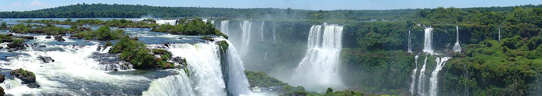 chutes d'Iguaçu Brésil voyage